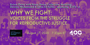 Why We Fight Voices from The Struggle
