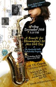 Krista Detor039s Annual Holiday Show