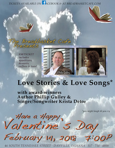 Krista Detor amp Phillip R Gulley in song and story