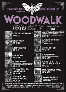 Woodwalk Concert Series