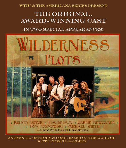 Emmy-Nominated Golden Eagle Award-Winning WILDERNESS PLOTS