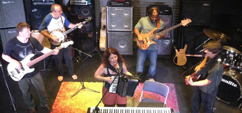 Krista to teach Songwriting Course wRod Taylor at Victor Wooten039s Center for Music and Nature August 2 amp 3