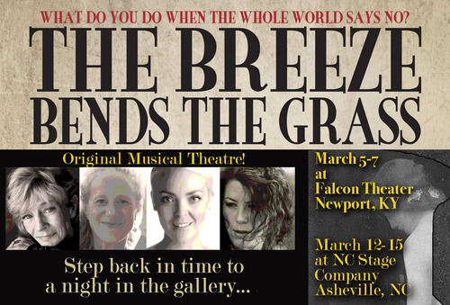 The Breeze Bends the Grass  Incredible Woman Artists